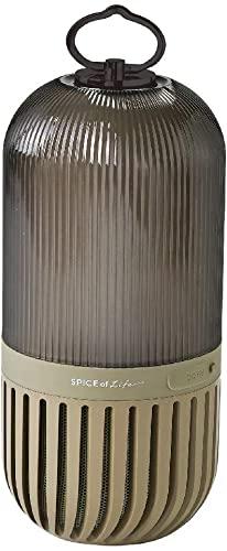 はじめてSPICE OF LIFE(スパイス) ゆらぎカプセルスピーカー カーキ Bluetooth 防塵 防水 LED 充電式 CS2020KHを使う人が知っておきたいこと