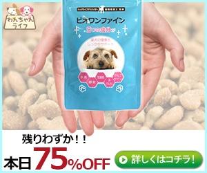 小型犬用スキンケアサプリ【ビオワンファイン】成功の秘密